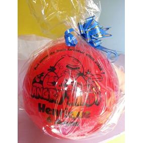 Kit Com 30 Bolas Personalizadas Lembrancinhas Aniversários
