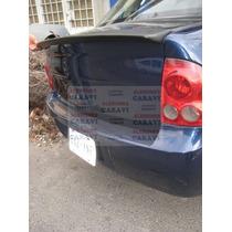 Chevy Monza Spoiler Trasero Modelo Oficial Catalogo Agencia