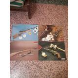 Antiguos Posters De Armas De Coleccion Mid.42 Cm.x 29cm.an