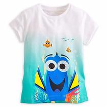 Remera Niñas Buscando A Dory - Disney Store