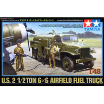 Camion Us 2.5(t) 6x6 Fuel Truck 1/48 Tamiya