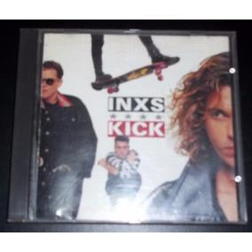 Inxs - Kick - Cd (p) 1987 Imp. U S A!