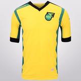 Camisetas Jamaica Titular Y Alt. 2014/15 100% Originales
