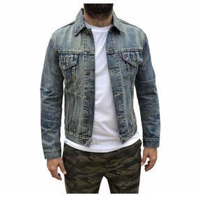 Campera De Jean Hombre Clasica The Big Shop