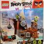 Lego Angry Birds 75825 Barco Pirata 620 Pzas Envío Gratis