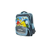 Mochila Angry Birds Solapa Con Aplique