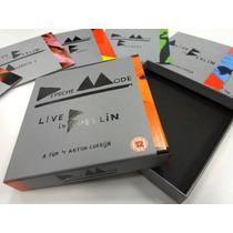 Depeche Mode Live In Berlin Box Set 5 Cds Importado