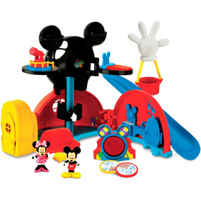 Mickey Mouse Clubhouse Casa Do Mickey Mattel