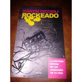 Martín Ciccioli- Rockeado Libro