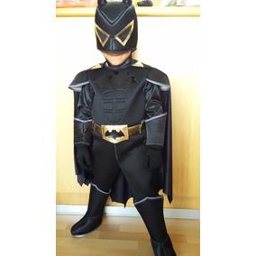 Batman Disfraz Batman De Lujo Niños