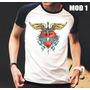 Camisa/camiseta Raglan Jon Bon Jovi Pronta Entrega