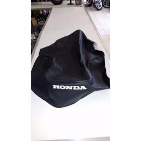 Capa Do Banco Cg 125 86 87 88 89 Escrito Honda Modelo Orig.