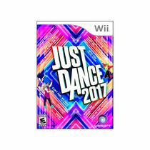 Just Dance 2017 Nintendo Wii Nuevo! Para Envio Inmediato!