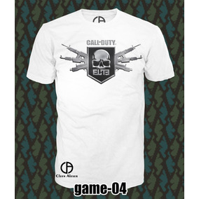Playera Call Of Duty Elite