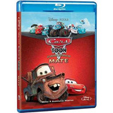 Blu-ray - Cars Toon: As Grandes Histórias Do Mate - Disney