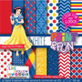 Kit Imprimible Pack Fondos Princesa Blanca Nieves Clipart24