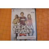 Dvd Pelicula Que Pena Tu Vida Nicolas Lopez Chilena (sellado