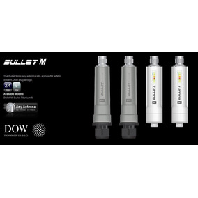 Bulletm2 Hp Access Point Ubiquiti Bullet M2 Antenas Ubiquiti