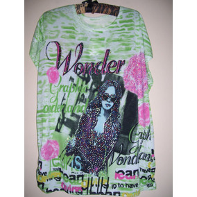 Remera Mujer Talle Especial