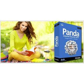 Panda Internet Security 1 Ano 5 Pc ... Leia!!