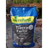 Tierra Fertil Bolson 50 Lts Compost Terrafertil Arbol Viejo