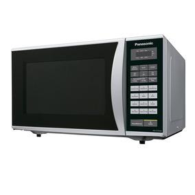 Microondas Panasonic 23 L Nn-gt353mrue Gris