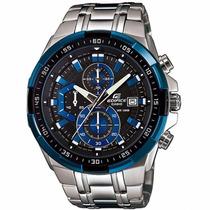 Relógio Casio Masculino Edifice Efr-539d-1a2vudf Nota Fiscal