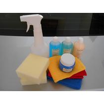 Mini Kit De Produtos Lavagem A Seco Dry Wash - 20 Lavagens