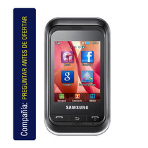 Samsung Champ C3300 Cám 1.3mpx Sms Wifi Redes Sociales