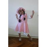 Disfraz Muñeca Pepona