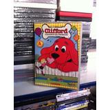 Dvd Clifford O Gigante Cão Vermelho - Vol 1 (lacrado)
