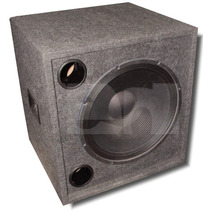 Parlante De Graves 450w Max Woofer 15 Pulg By Dancis