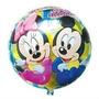 Globo X 30 Mickey, Minnie, Disney, Mickey Y Sus Amigos, Club