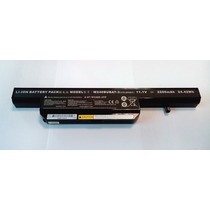 Bateria Notebook Original Megaware Positivo W240bubat-3