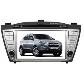 Central Multimidia Hyundai Ix35 Dvd Tv Gps 5.1 Camera De Ré