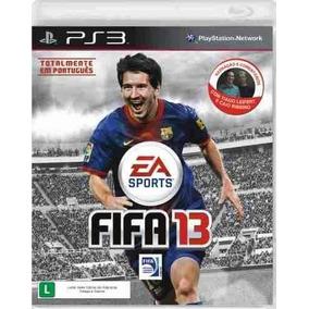 Jogo Fifa 2013 Para Playstation 3 (ps3)
