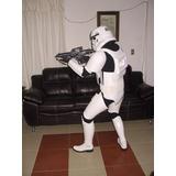 Body Para Tu Armadura De Storm Trooper Star Wars