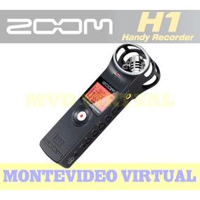 Grabadora Digital Súper Portátil Zoom H1
