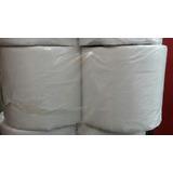 Rollo De Papel Industrial 24 Cm X 400 Mts D/h Blanco X 2