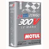 Aceite Motul 300v Le Mans 20w60 X 2 Lts - Lubriservice Va