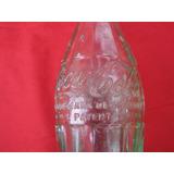 Botella Coca Cola Antigua De Estados Unidos