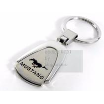 Llavero Trapecio Mustang