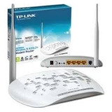 Modem Router Wifi Adsl2 Tp-link Td-w8961nd 150mbps Gtia