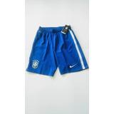 Short Selección Brasil 2014-2016 Titular Nike Nuevo Original