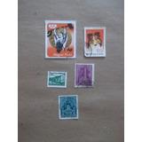 Timbre Postal, Hungria,lote