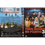 Dvd Todo Mundo Em Pânico 3 Filme Comédia Com Queen Latifah