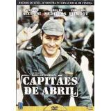 Capitães De Abril Dvd Original Filme Português