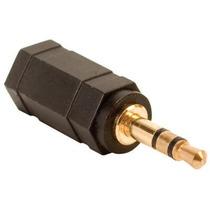 Adaptador Elite De Plug 3,5 Mm A Jack 2,5 Mm, Estéreo