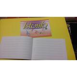 Cuaderno Pentagramado Musica 18 Hojas 27 Cm X 18 Cm
