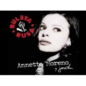 Cds Annette Moreno Varios Música Cristiana Rock